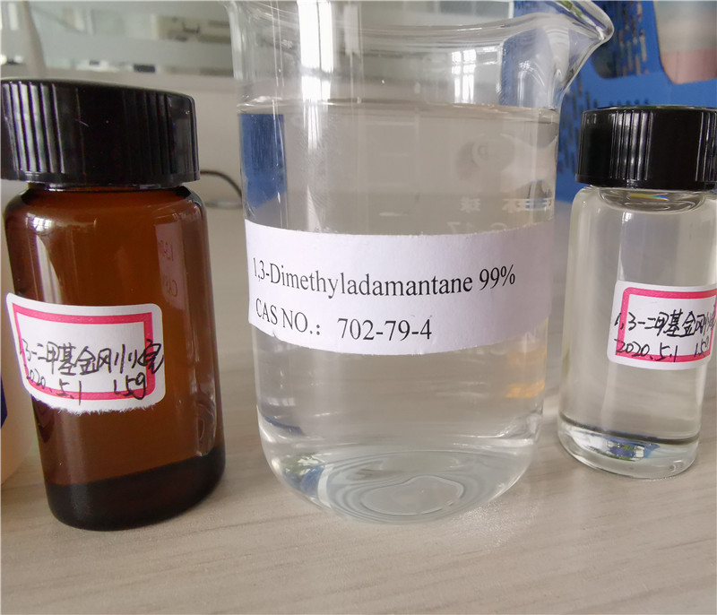 Congratulations! New and commercial bulk production product: 1,3-Dimethyladamantane 99% CAS 702-79-4, best quality, best price, sample available.