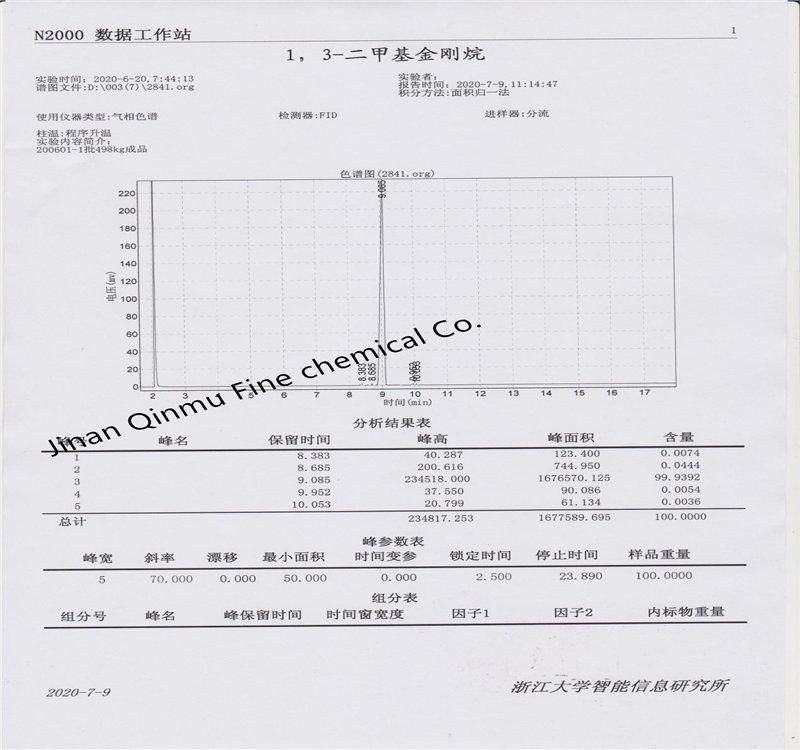 1,3-Dimethyladamantane CAS: 702-79-4