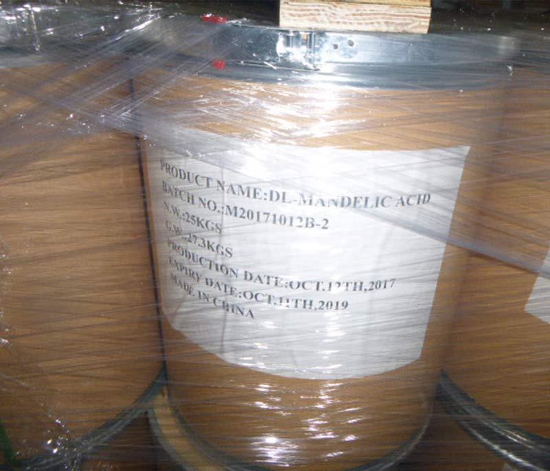 DL-mandelic acid  CAS:90-64-2