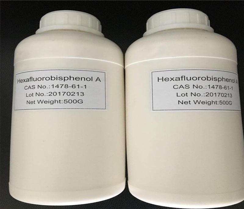 Hexafluorobisphenol A  CAS No.:1478-61-1